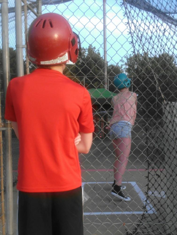 Gifford Ice Cream Batting Cage