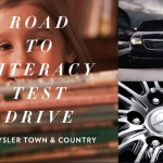 A Love of Books…Starts Early… [Five + Five Road to Literacy Test Drive]