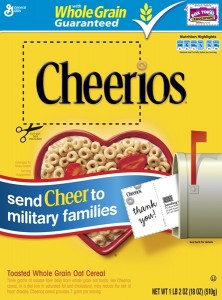 Spare a Letter for Our Troops?