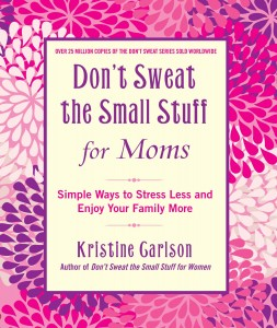 I'm a Don't Sweat Mom! #DontSweatMoms