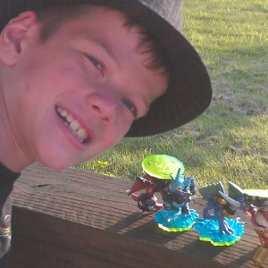 My Son Is the UltimateSkylandersFan #Skylanders