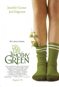 The Odd Life of Timothy Green: A Storyline I Hadn't Expected