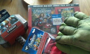 Let&#8217;s Assemble for The Avengers Movie and Pizza Night! #MarvelAvengersWMT
