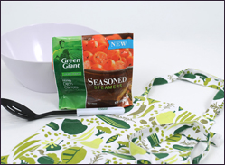 Stumped for Weeknight Dinners? Try Green Giant Seasoned Steamers #myblogspark [Giveaway ends 11/26/12]