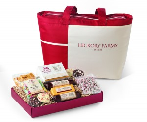 Perfect for Sharing…Hickory Farms Gift Baskets [Giveaway ends 12/2/2012]