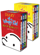 Holiday Gift Guide: Diary of a Wimpy Kid #holidaygiftguide #giveaway