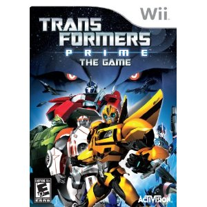 Holiday Gift Guide: Gamers Transform with new Transformers Prime for Wii, WiiU, 3DS, and DS #transformers #holidaygiftguide