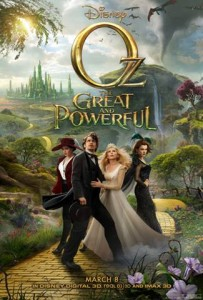 New from Disney: Oz The Great and Powerful and Road to Emerald City Sweepstakes #DisneyOz