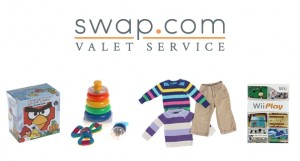 Swapping Kids' Toys, Clothes, Media Made Easy with Swap.com Valet Service and Code for Free Shipping