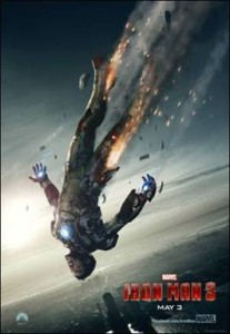 New from Disney: Films Due out in 2013&#8230;Iron Man 3, Monsters University, The Lone Ranger