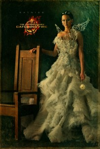 The Hunger Games: Catching Fire Due Out November 22, 2013