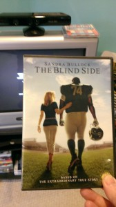 Movies to Watch While You Work. tearjerker feel good movie The Blindside