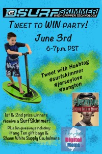 Sponsored: Support the Jersey Shore After Sandy with #JerseyLove Twitter Party Tonight (6/3) 6 PM PST/9 PM EST