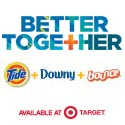 What Goes Together with Tide, Downy, and Bounce? Fashion!