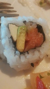 Sushi at Nero's #jerseyLove New Jersey Shore Caesars Atlantic City Sunday Brunch Fine Dining