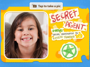 Screenshot FamLoop Agent Magic Interactive Storybook