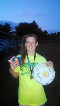 The Coming Out of Her Shell Paper Plate Award