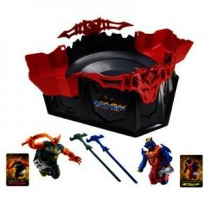 BeyWarriors Box BeyBlades warrior fighting battle arena spinning game Christmas gifts wishlist