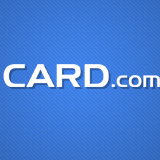 Card.com Logo Visa Card Add Money to Debit Card