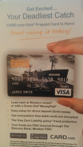 IMAG4314 Card.com Debit Card Visa Card Deadliest Catch