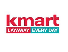 Kmart Logo Layaway