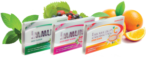 Take a Step Toward Health with Immuno Gum