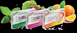 Take a Step Toward Health with Immuno Gum