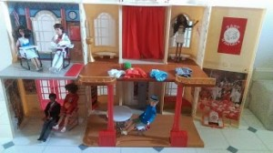 Barbie High School Musical House