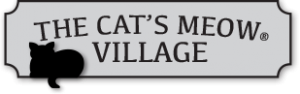 Bringing a Touch of the Cat's Meow Village to Your Home #catsmeowvillage