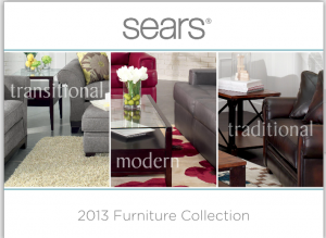 From Drab to Fab with the @Sears Furniture Collection