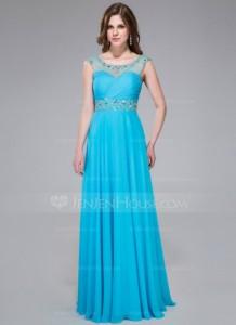 JenJenHouse Blue Dress