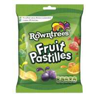 A British sweetie from my childhood: Rowntree's Fruit Pastilles