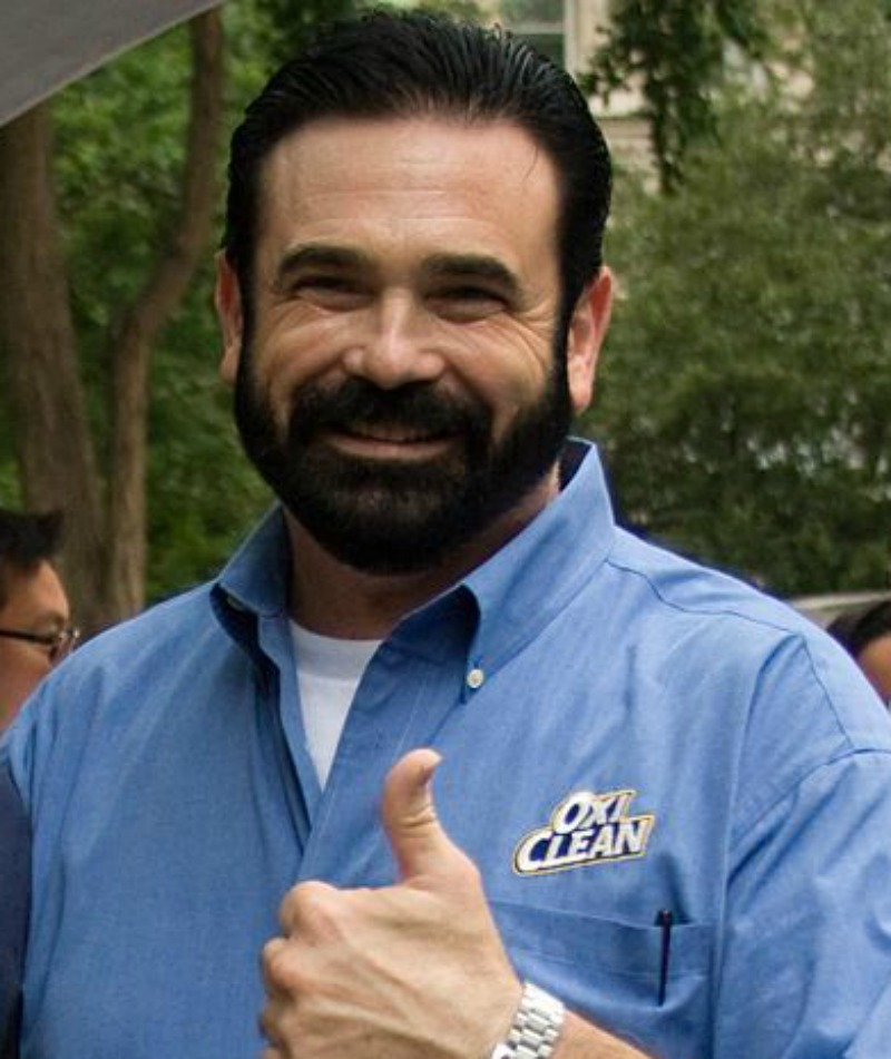 Billy Mays, June 2009. Photo courtesy of Sharese Ann Frederick used with permission.