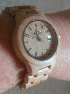 A Wood Watch? Wearing a #JordWatch and Loving It! #giveaway