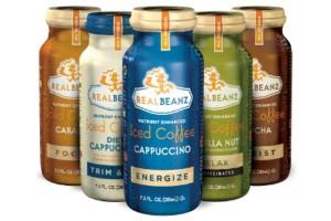 Real Beanz Bottles http://realbeanz.com/ Iced Coffee Drinks
