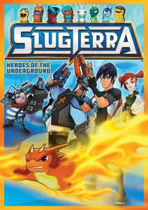 Slugterra DVD Easter Gift Guide Family Entertainment Family Movie Night