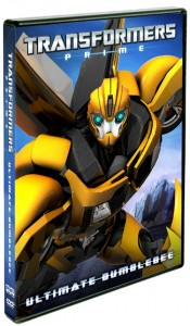 Easter Gift Guide: Transformers Prime: Ultimate Bumblebee #DVD