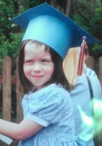 2001 Julia Preschool Graduation