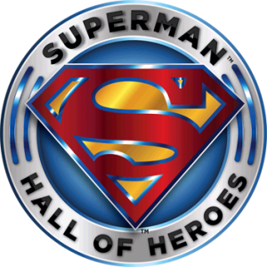 Is It a Bird? Is It a Plane? No! It's the Superman Hall of Heroes! #EverydayHeroes