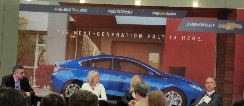 Chevrolet Panel Discussion