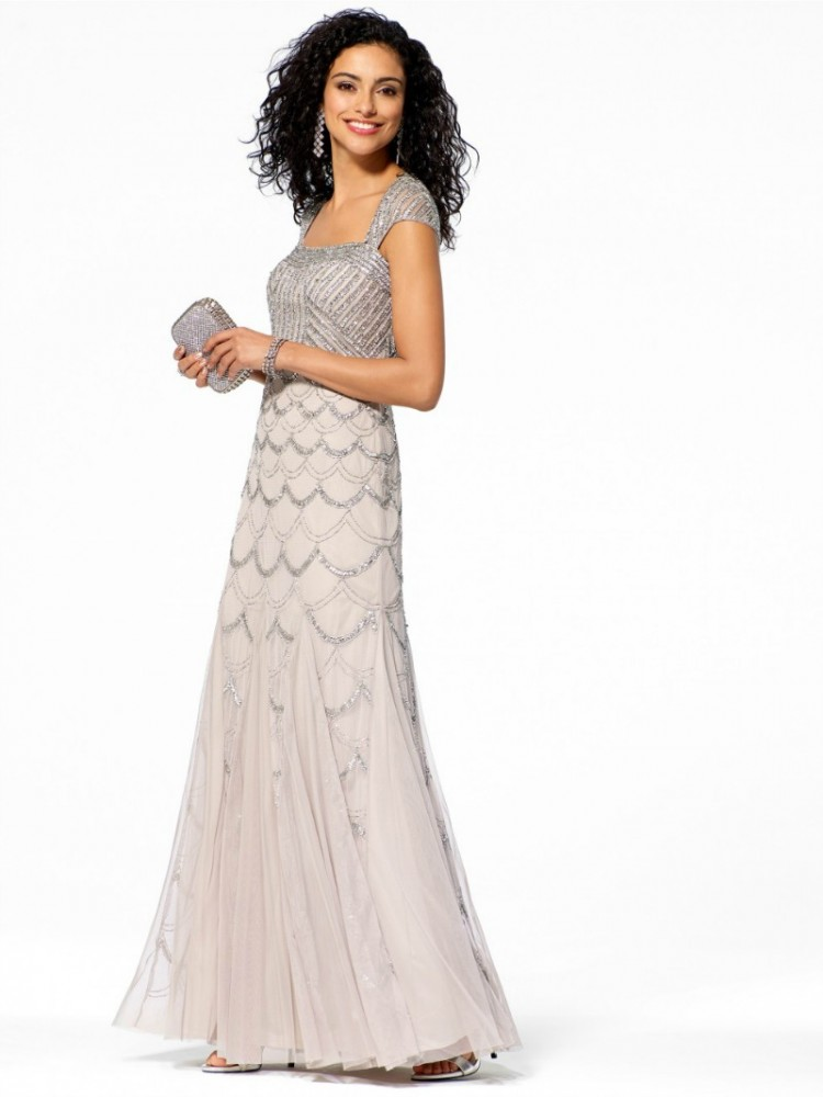 Holiday dresses von maur eligent prom dresses for Von maur wedding dresses