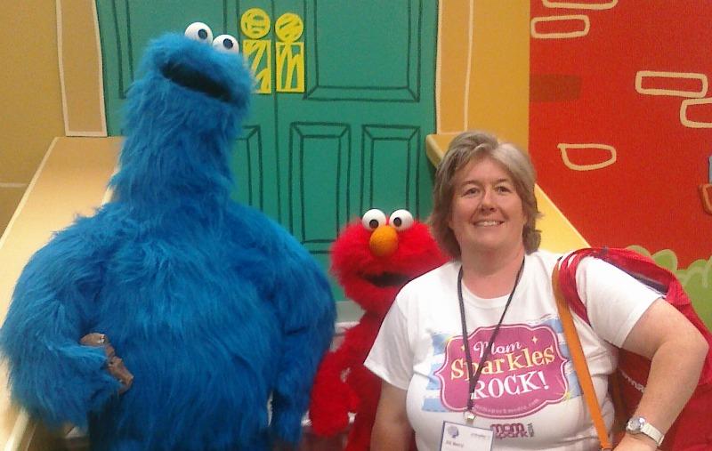 Verizon FiOS® FiOS® Entertainment Custom TV Customizable Cookie Monster Elmo