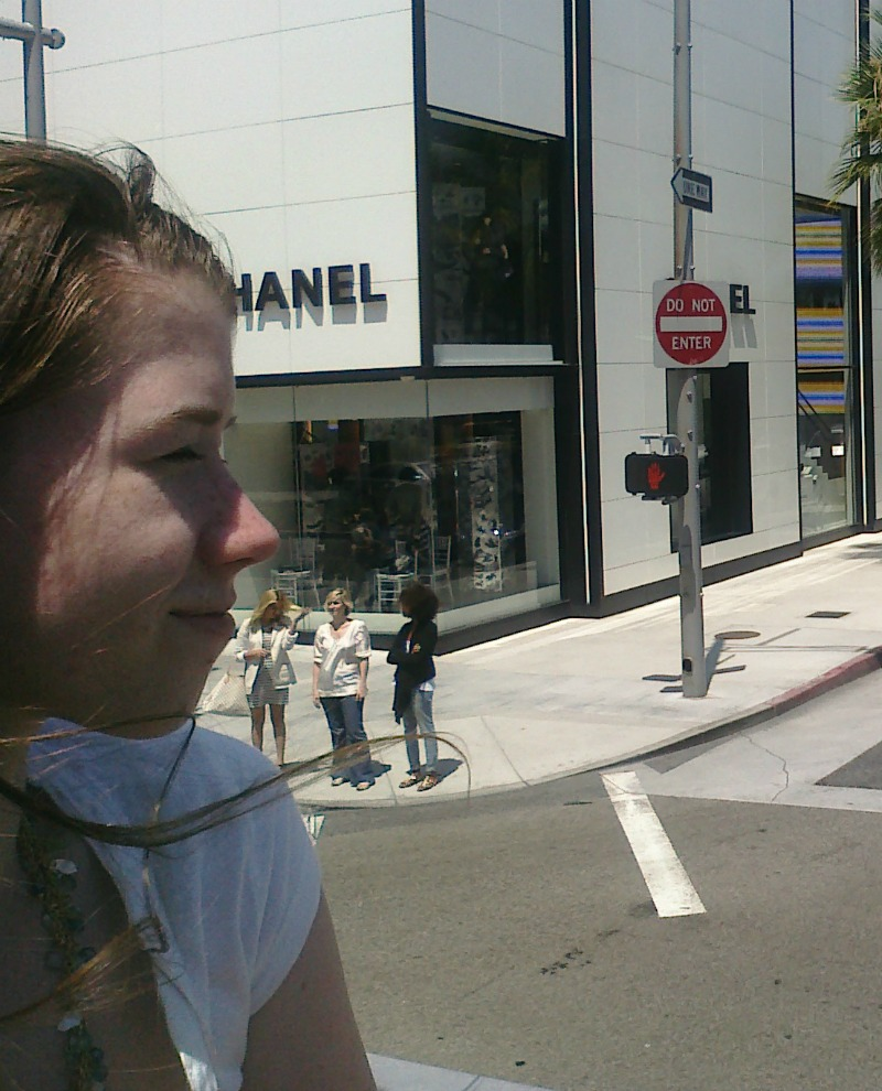 Verizon FiOS® Custom TV Chanel Rodeo Drive California Hollywood