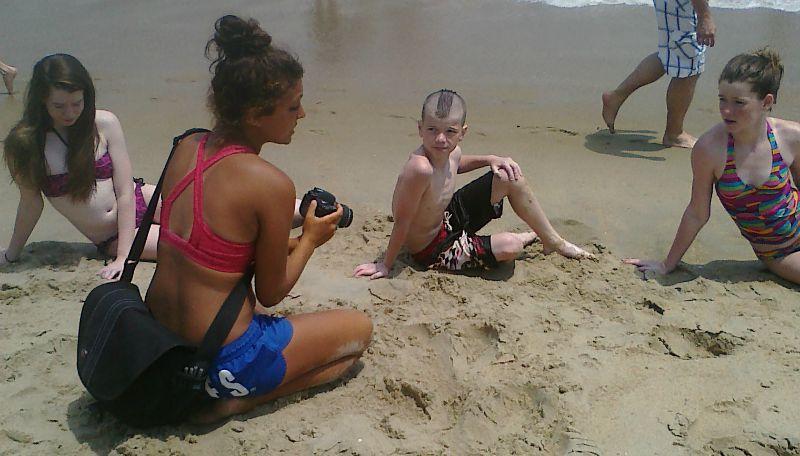 2011 Ocean City Beach Scopes Photo