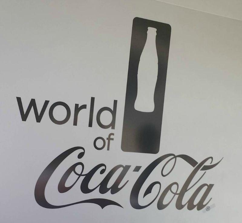 CollegeTourCation World of Coca Cola Atlanta Georgia