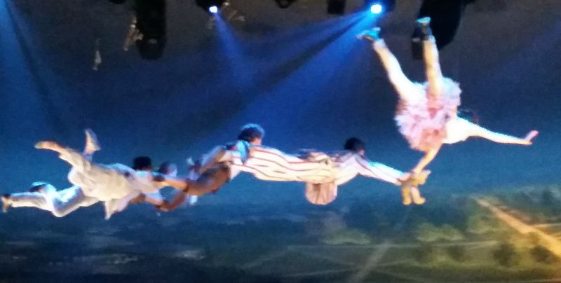 PeterPan360 Flying Washington DC