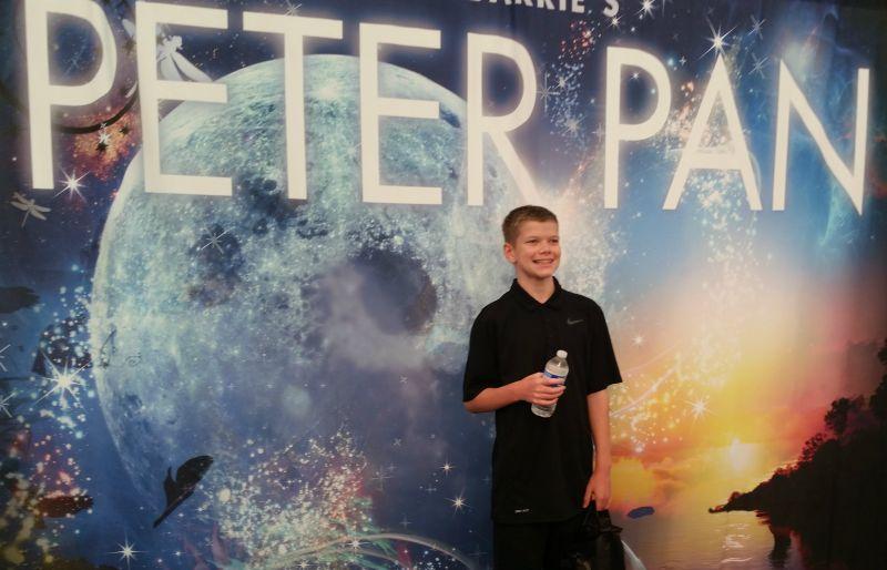 July 2015 PeterPan360 James Poster