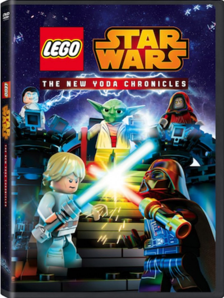2015 Star Wars Lego The New Yoda Chronicles