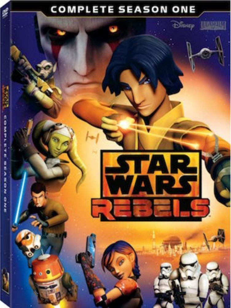 2015 Star Wars Rebels Complete Season One