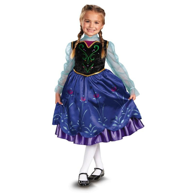 Frozen Anna Costume Disney Costume Express